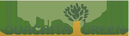 Ouachita Green Logo